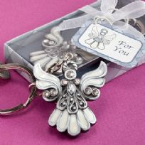 Angel Design Key Ring